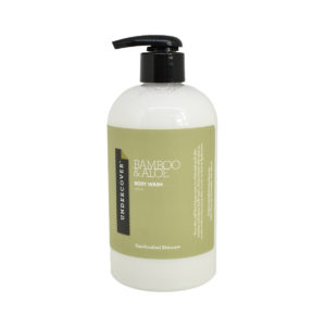 Bamboo Aloe Body Wash