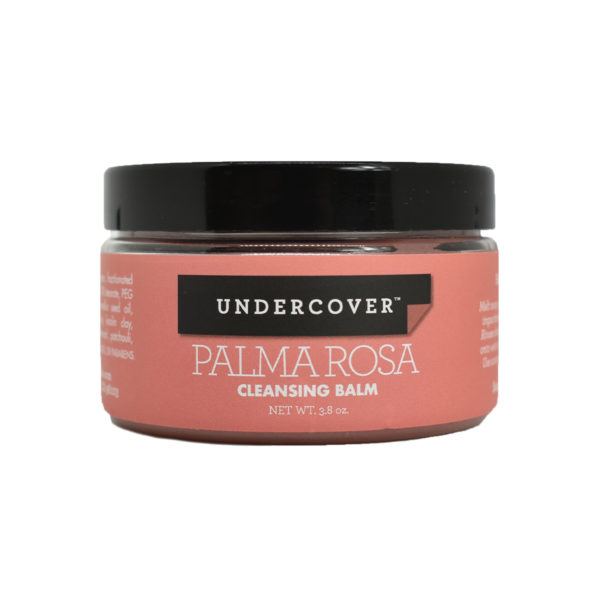 Undercover Palma Rosa Cleansing Balm